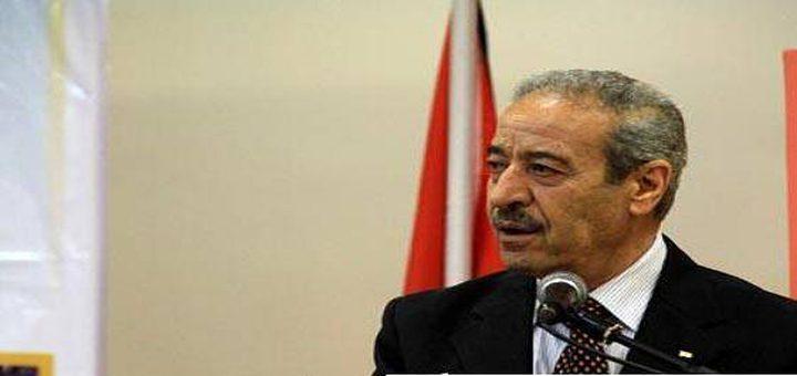 تيسير خالد : قرار إخلاء الخان الأحمر تطهير عرقي