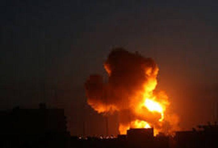 مئتا ضربة إسرائيلية لسوريا خلال عام ونصف
