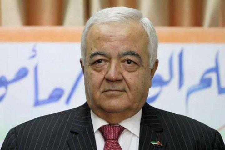 الوزير أبو شهلا: 420 ألف عاطل عن العمل في فلسطين