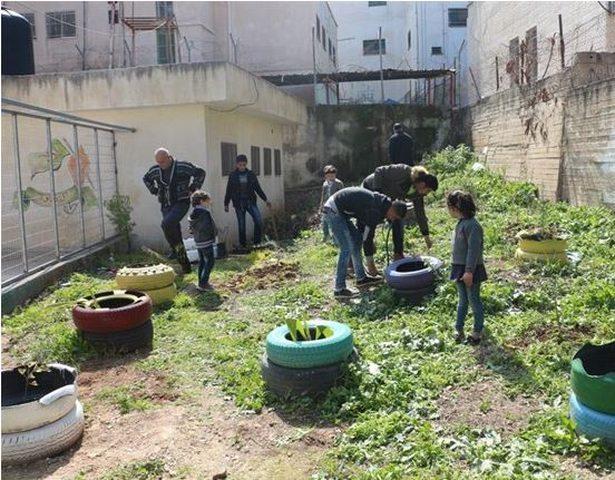 إقرار برنامج فعاليات حملة القدس البيئية