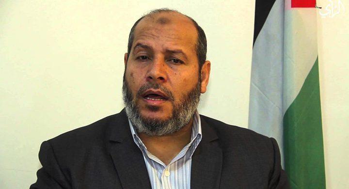 الحية: لن نصبر طويلا على استمرار الحصار في غزة