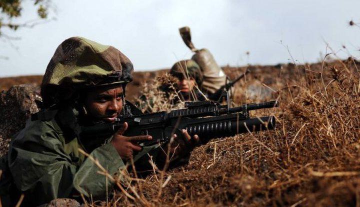 قوات الاحتلال ترفع حالة التأهب شرقي قطاع غزة