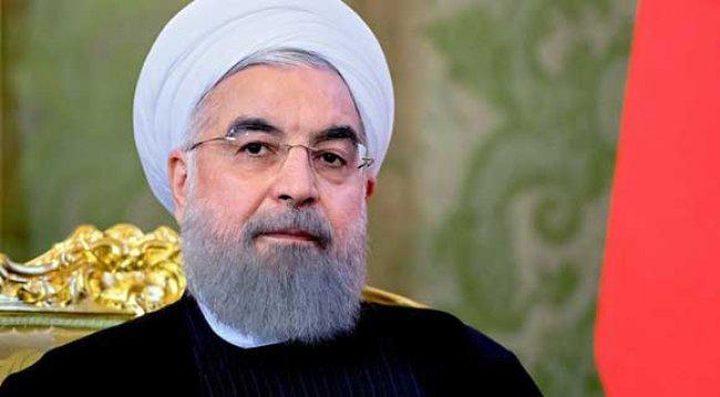 روحاني: أمريكا تبعث لنا رسائل لبدء المفاوضات