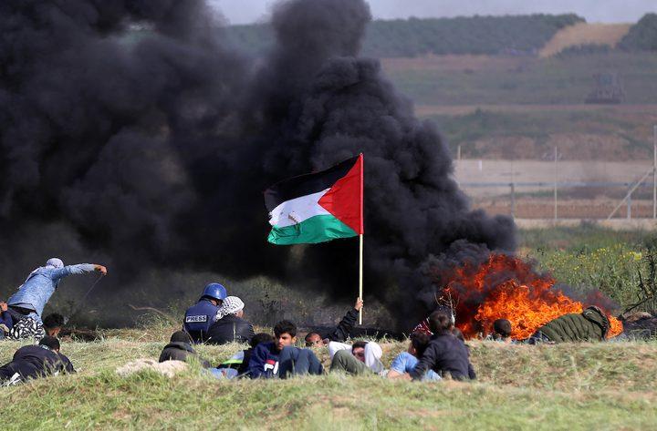 """""""مسيرات العودة"""" وسيلة حماس للخروج من عنق الزجاجة"""