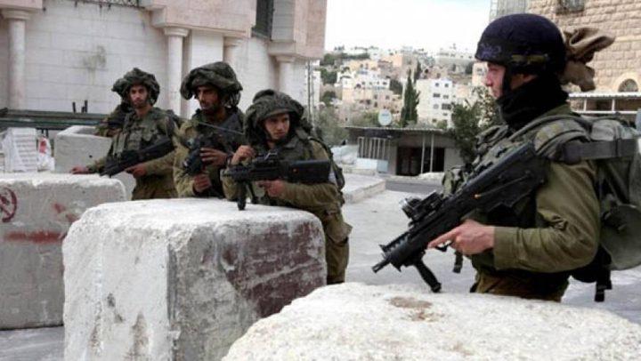 الاحتلال يفرض طوقا عسكريا على الضفة وغزة