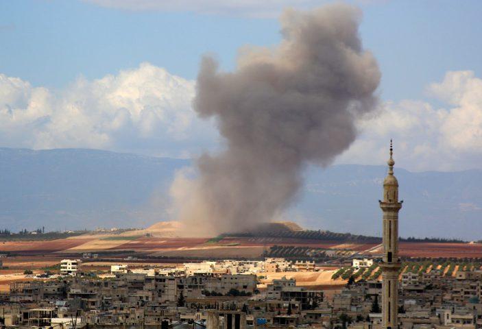 الإمارات تدعو  لتدخل عربي بشأن ادلب