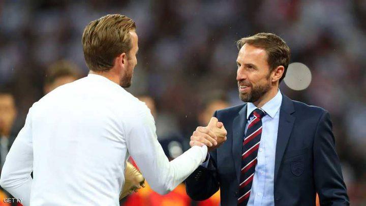مدرب إنجلترا متمسك بخطته