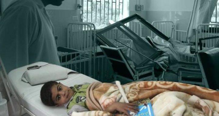 مستشفيات القطاع مهددة بانقطاع الكهرباء