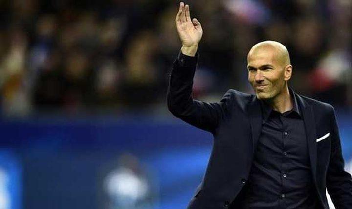 تقارير: زيدان يقترب من قيادة مانشستر يونايتد