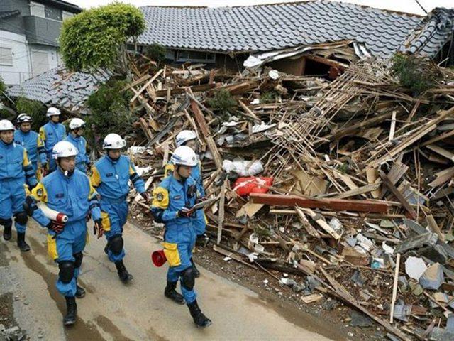 الحكومة اليابانية: ارتفاع عدد قتلى زلزال اليابان