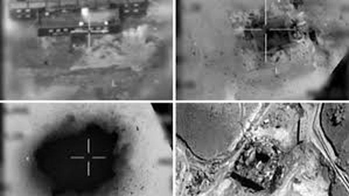الاحتلال يحتفل بتدمير المفاعل السوري