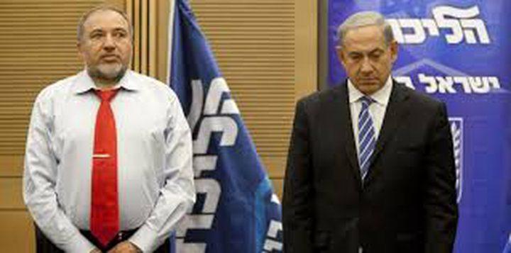 ليبرمان و نتنياهو يدعيان إحباط عدة عمليات إرهابية