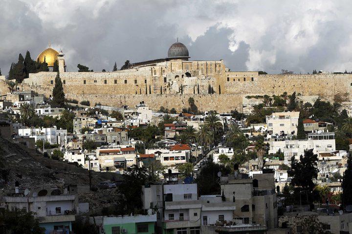 الرئاسة: القدس أهم من العلاقة مع أمريكا