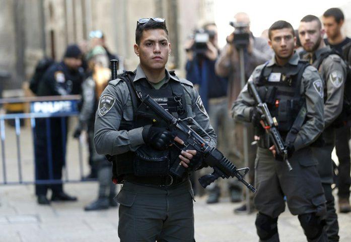 شرطة الاحتلال تعتقل 4 شبان من نابلس وجنين