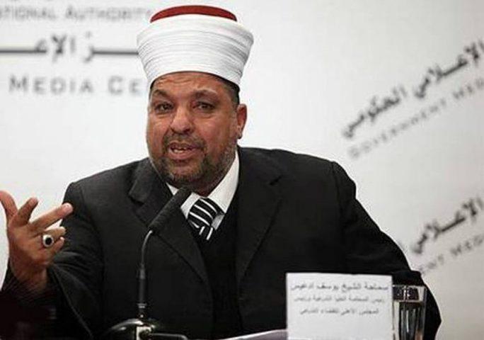 ادعيس: حريصون على نشر الفكر الإسلامي الوسيط من خلا