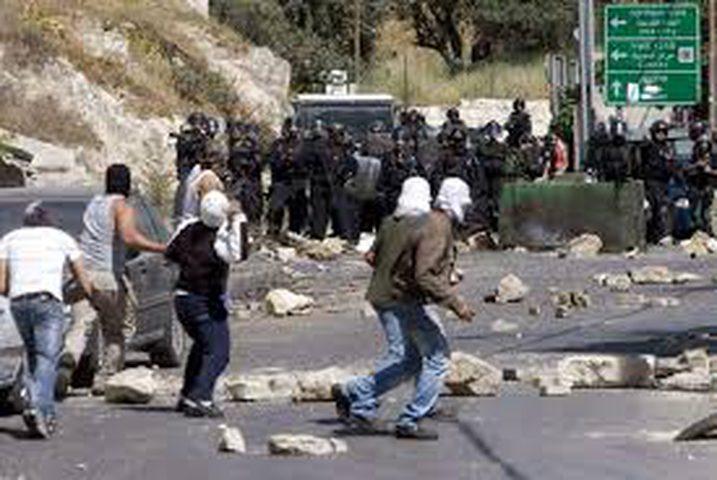 إصابات بمواجهات مع الاحتلال في محيط جامعة القدس