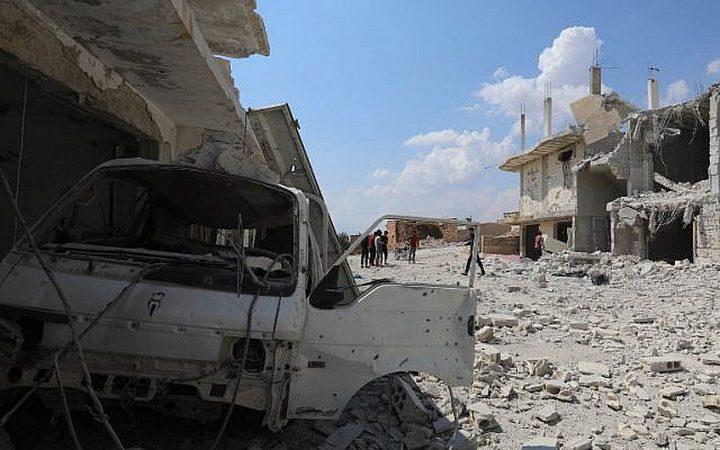 هل وافق الأسد على استخدام الكلور؟
