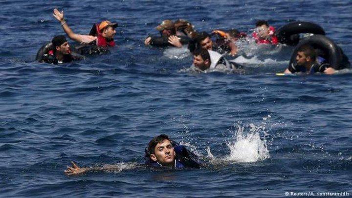 مصرع مئة مهاجر غرقاً قبالة سواحل ليبيا