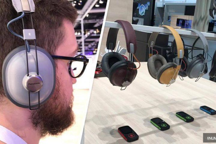 باناسونيك تطرح سماعة الأذن اللاسلكية عالية الجودة