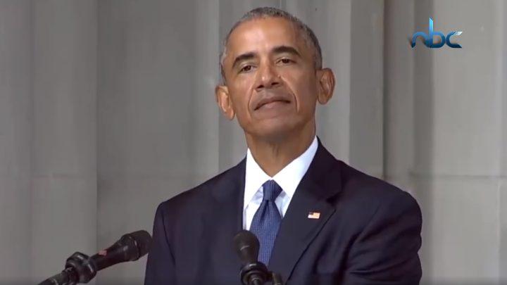 أوباما يعود للواجهة السياسية