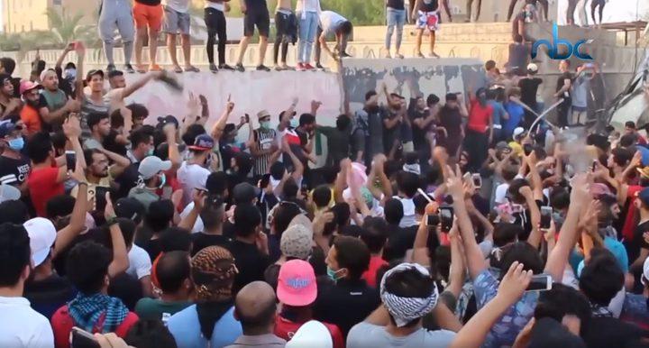 البصرة ... رفع حظر التجوال بعد مظاهرات ساخنة