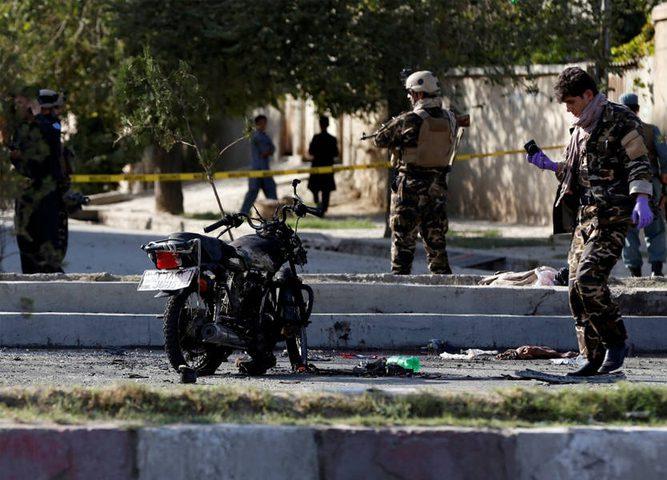 """""""داعش"""" يعلن مسؤوليته عن الهجوم الانتحاري في كابول"""