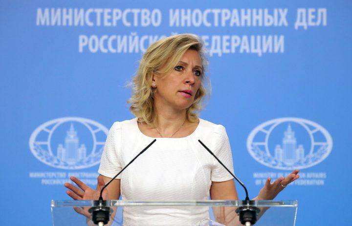 """روسيا تحذر واشنطن من """"خطوات خطيرة"""" في سوريا"""