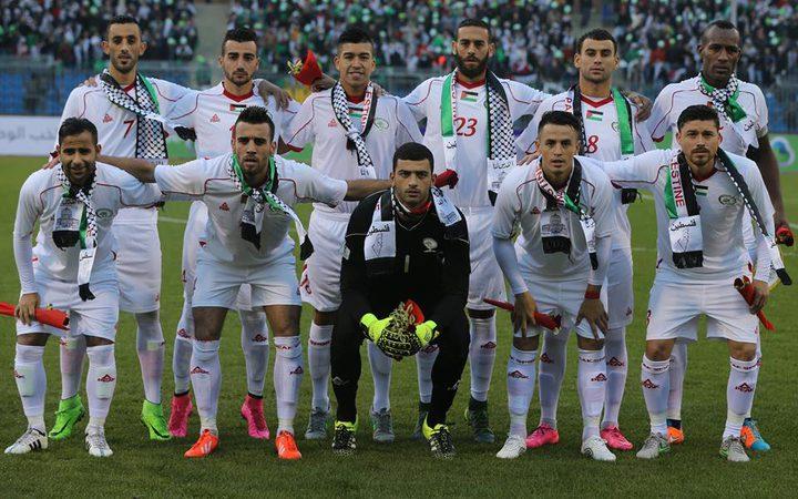 منتخب فلسطينالوطني يخسر وديته أمام قطر