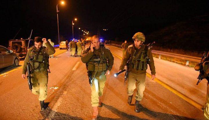 الاحتلال يغلق الطرق المؤدية للخان الأحمر