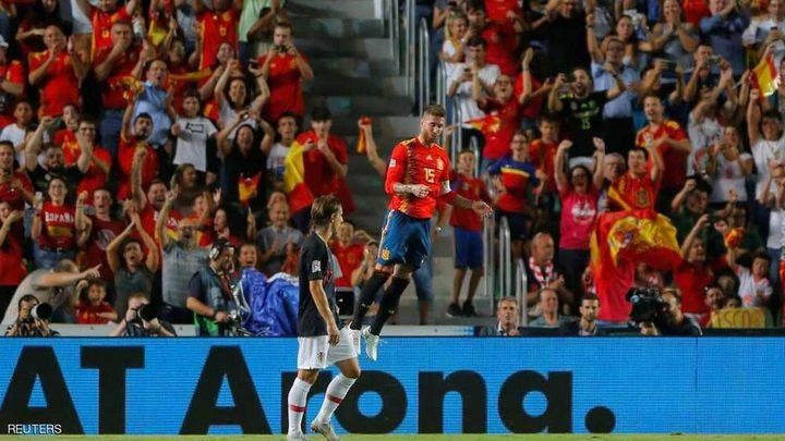 الماتادور يمزق وصيف كأس العالم في أكبر هزيمة