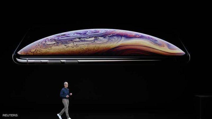 أبل تكشف النقاب عن هاتفي آيفون الجديدين XS وXS MA