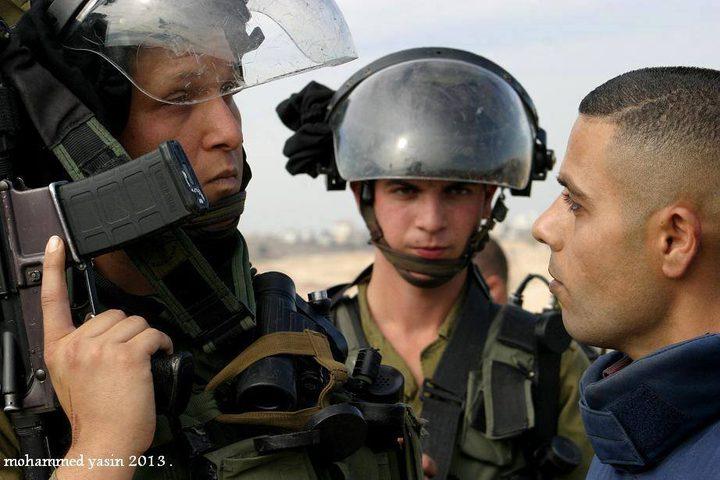 الاحتلال يفرج عن الصحفي علي دار علي
