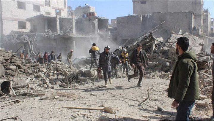 الأمم المتحدة: الحكومة السورية استخدمت غاز الكلور