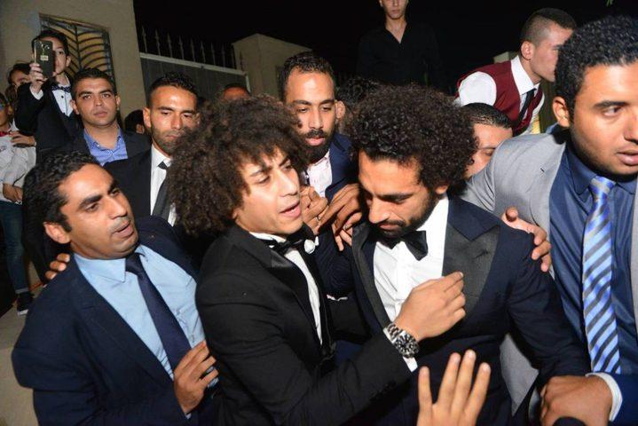 هذا ما حصل مع محمد صلاح في حفل زفاف صديقه