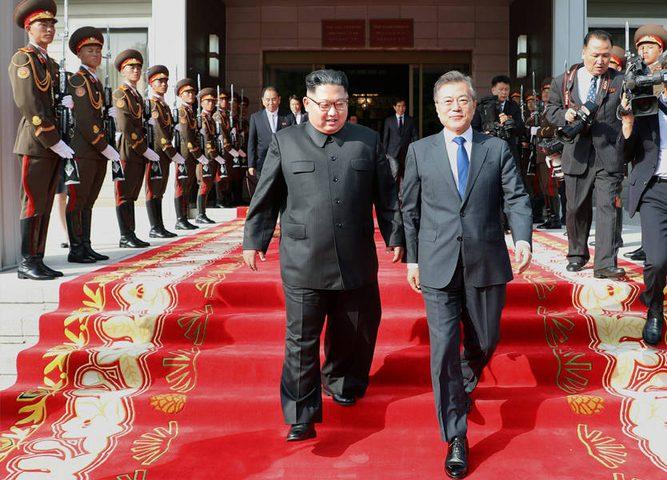 افتتاح مكتب جديد للارتباط بين الكوريتين