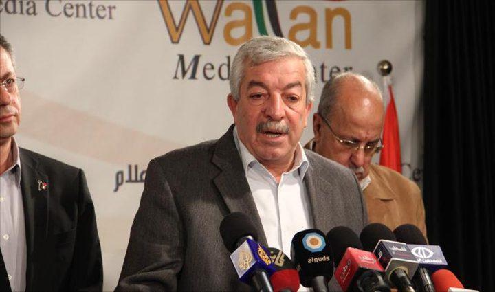 العالول يتحدث عن تطورات المصالحة والعلاقة مع مصر