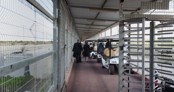 الاحتلال يُعيد فتح حاجز بيت حانون
