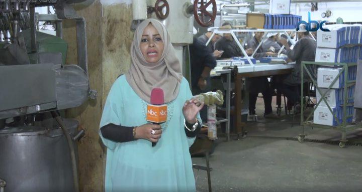 واقع مرير لمصانع قطاع غزة