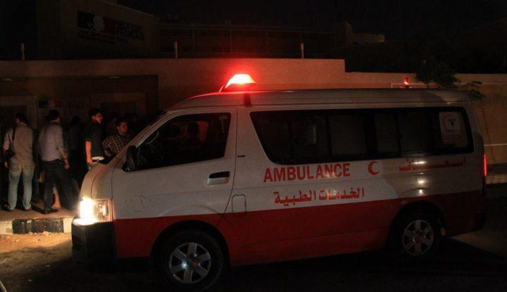 إصابة طفلة ورجل في حادثين منفصلين ببيت أمر
