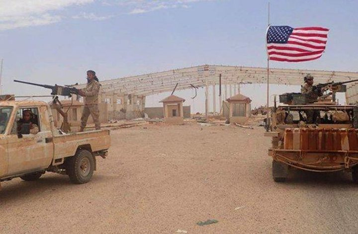 الجيش الأمريكي يدرب عناصر الجماعات المسلحة بسوريا