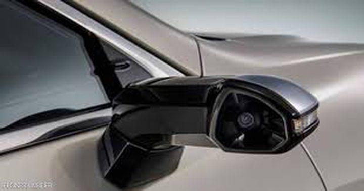 بالصور.. أول سيارة تستبدل مرايا الجانب بكاميرات