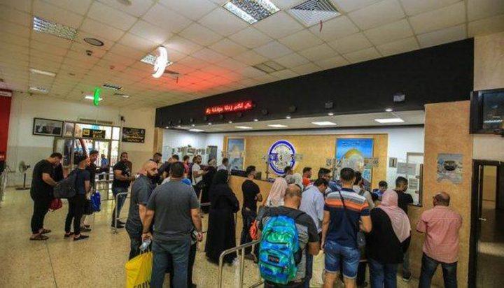 2781 مسافر تنقلوا أمس الجمعة على معبر الكرامة