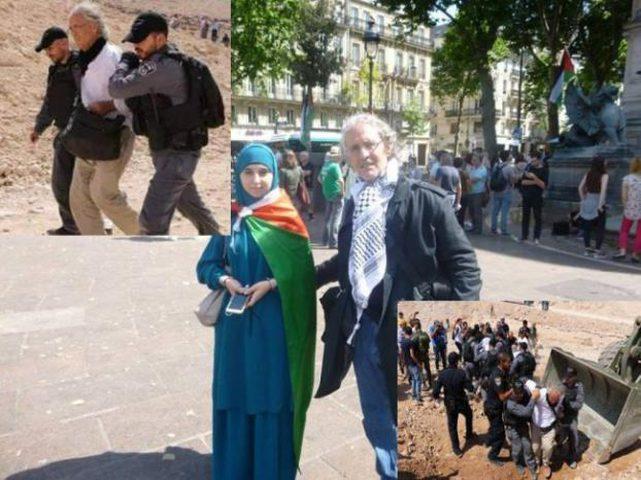 المتضامن الفرنسي رومينو يعلن الإضراب