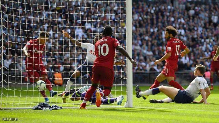 ليفربول يواصل انتصاراته ويقهر توتنهام
