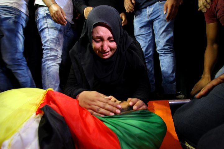 غزة: تشييع جثامين شهداء مسيرة العودة