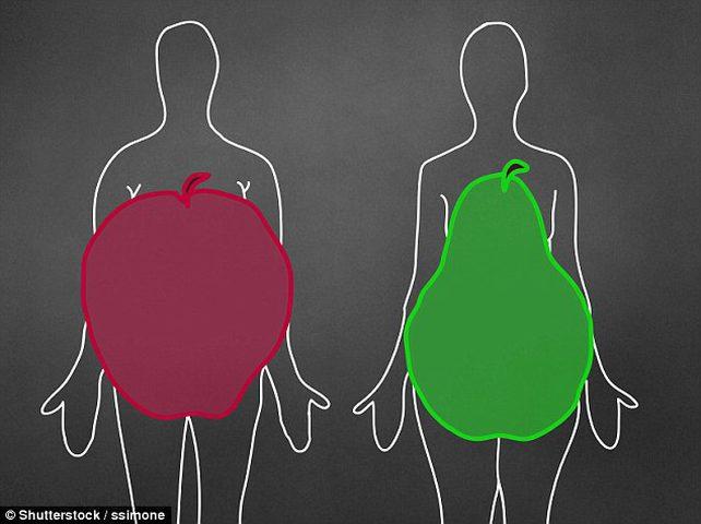 ما علاقة شكل جسدك بصحتك الدماغية ؟