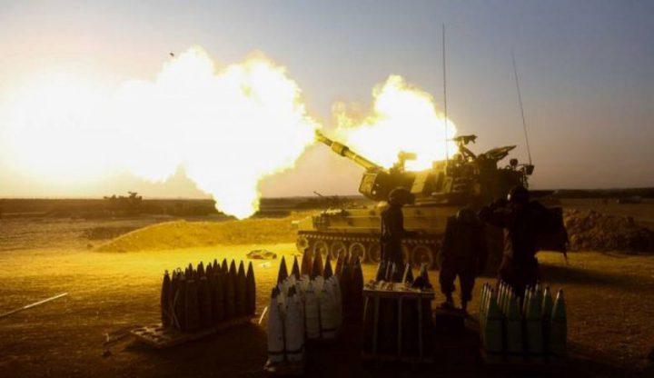 اصابات بالرصاص الحي والغاز شرق غزة وجباليا ورفح