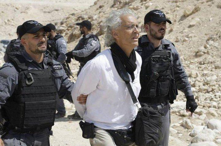 الاحتلال يقرر ترحيل البروفيسور الفرنسي رومانو