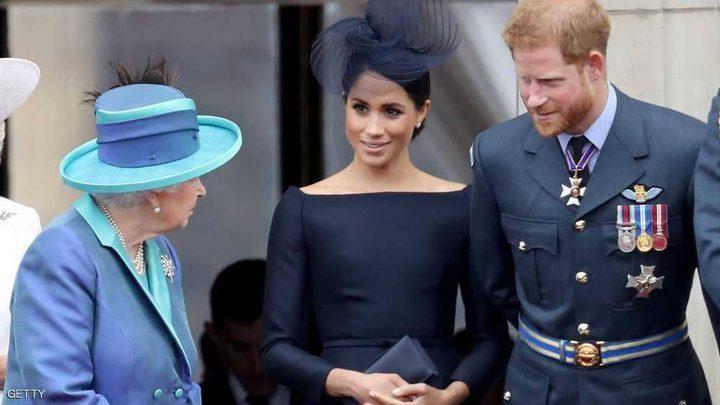 """الأمير هاري يصاب بالفزع عند رؤية """"جدته"""""""