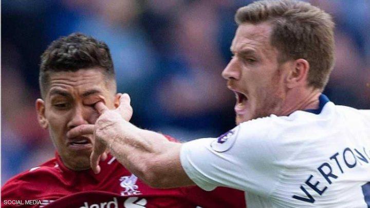 ليفربول يعلق على إصابة فيرمينو